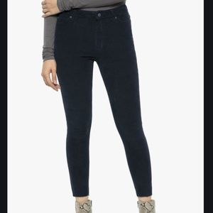 JOE'S Charlie High Rise Skinny Ankle Luxe cord NWT